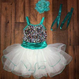 Other - Revolution Dancewear Child Small CS Dance Costume